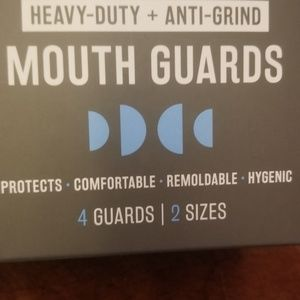4 Mouth Guards - NWT - Unopened